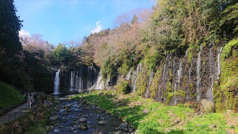 白糸の滝の画像2