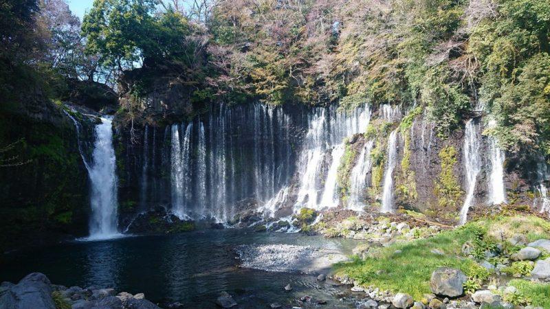 白糸の滝画像3