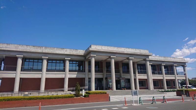 渋沢栄一記念館の外観