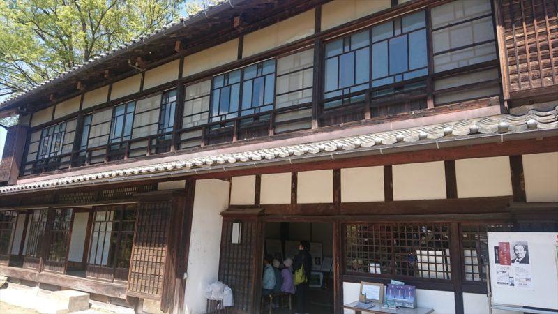 渋沢栄一の生家(主屋)
