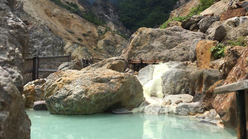 姥湯温泉の泉質